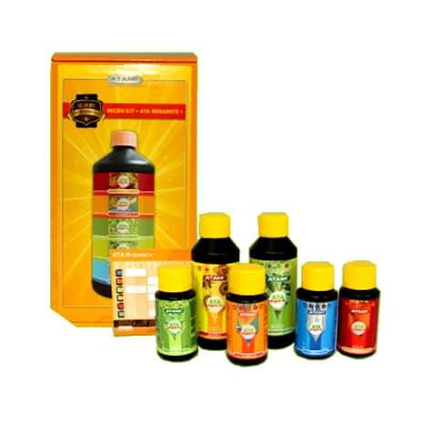 Micro kit Organico Atami