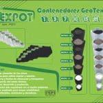Texpot maceta geotextil