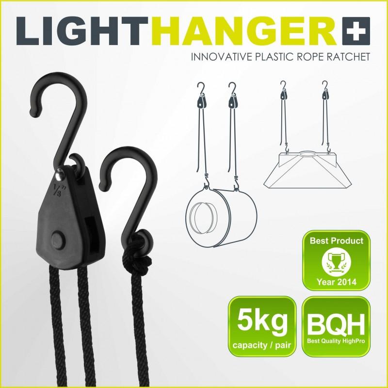 Poleas LightHanger 4 Kgrs