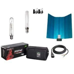 Kit Iluminación Basico 250 watts