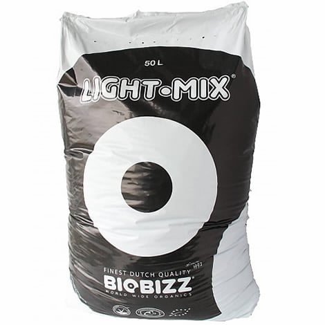 Light Mix 50 Litros Bio Bizz