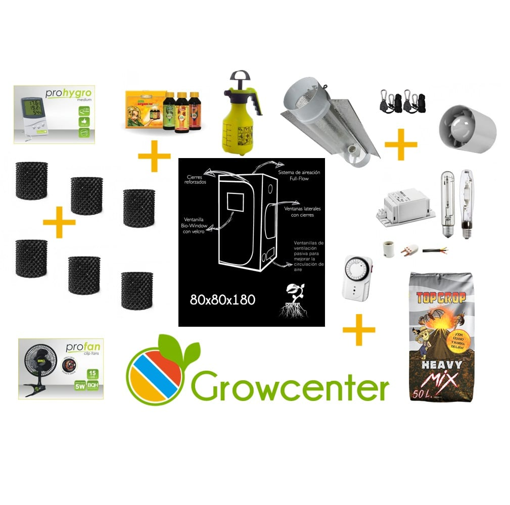 Kit Grow 80