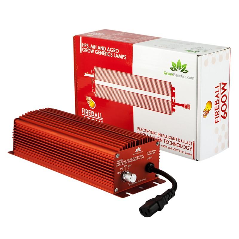 Ballast Electrónico Regulable 600W