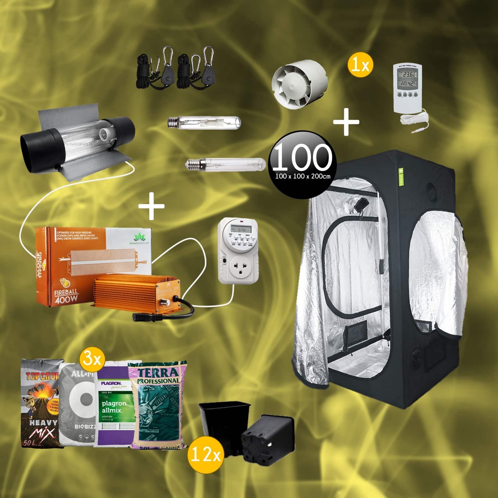 Kit Pro 100
