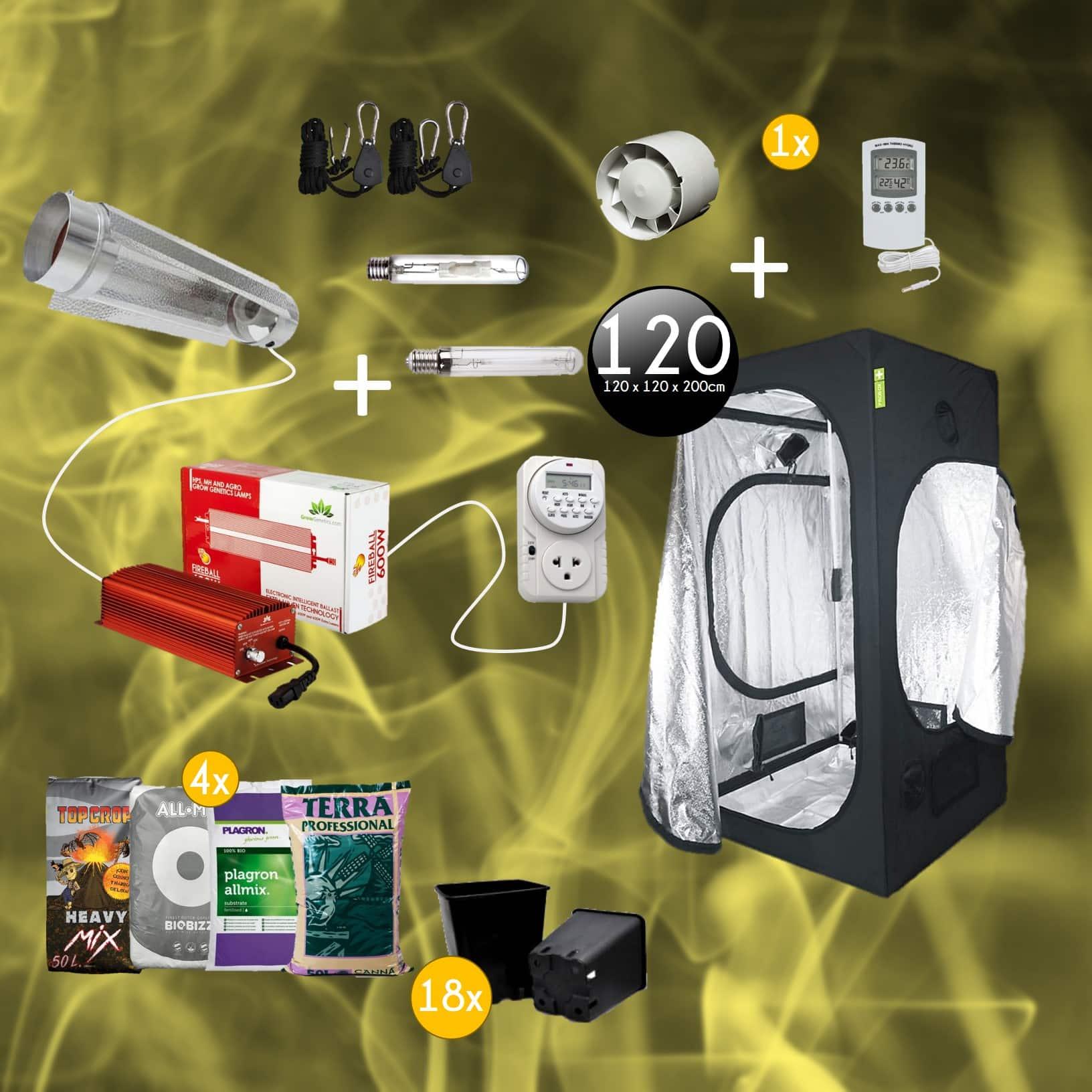 Kit Pro 120