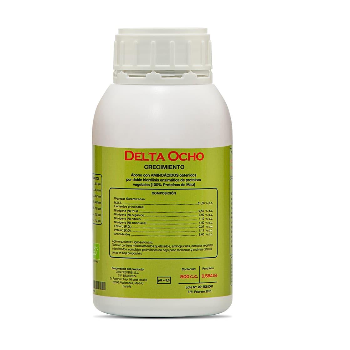 Delta Ocho 500 ml