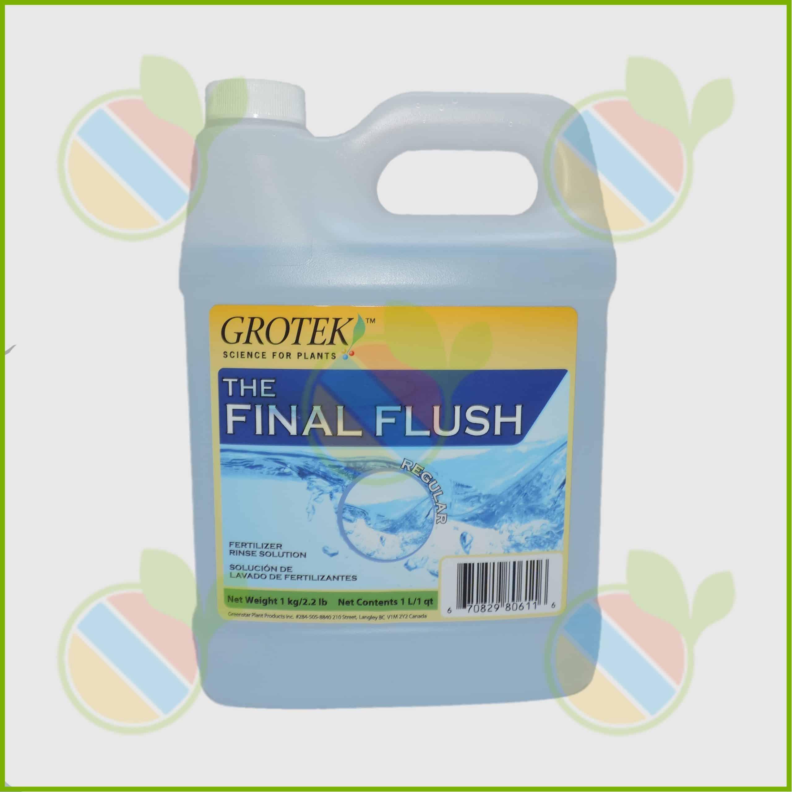 Final Flush 500ml