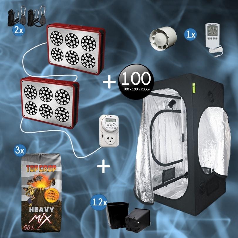 Kit Apollo led Pro 100