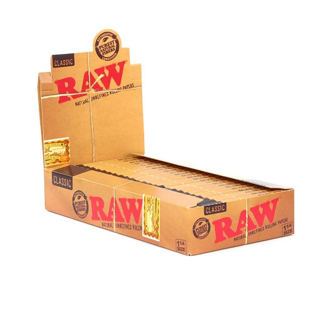 Raw Clasico 1 1/4
