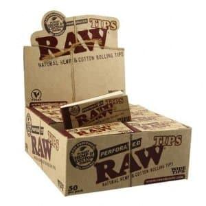 Raw Boquillas Tips