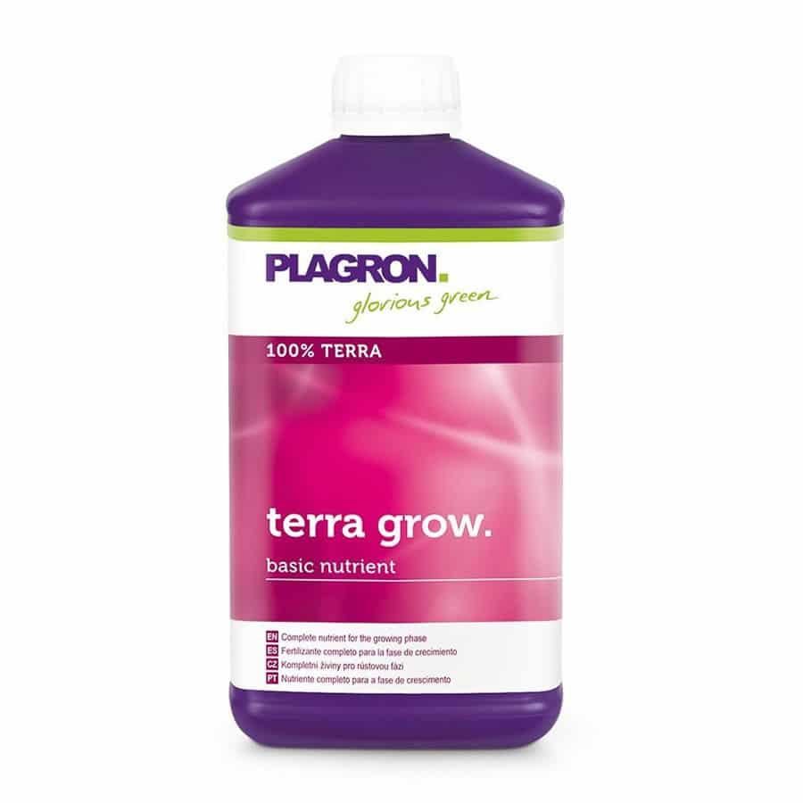 terra grow plagron crecimiento mineral garantizado grow center shop maipu santiago chile weed cannabis ganjah