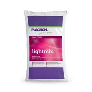 Light mix 25 litros plagron growcenter grow shop