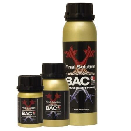 Final solution 30ml BAC