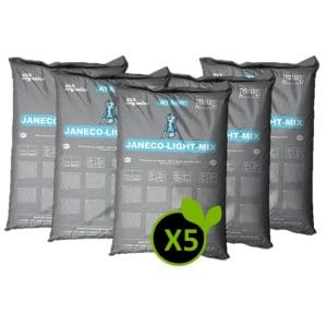 Janeco light mix 50 litros growcenter