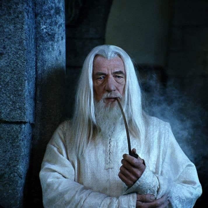 Pipa Gandalf Grav