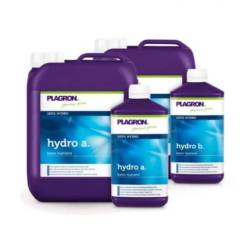 Hydro A+B 1 Ltr Plagron