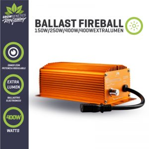 Balastro Regulable 150/250/400