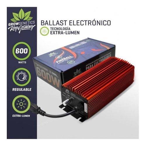Balastro Regulable 250/400/600